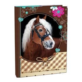 Stil A4 s klopou Sweet Horse