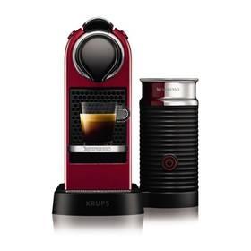 Krups Nespresso Citiz&Milk XN760510 červené + Doprava zdarma
