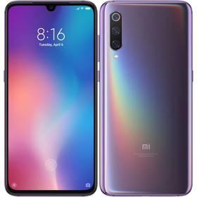 Xiaomi Mi 9 128 GB Dual SIM (22914) fialový (poškozený obal 8800303072)