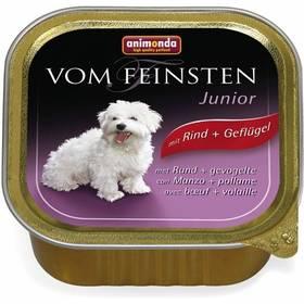 Animonda Vom Feinsten Junior hovězí + drůbeží 150g