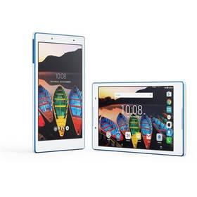 Lenovo TAB3 8 LTE (ZA180053CZ) bílý SIM s kreditem T-Mobile 200Kč Twist Online Internet (zdarma) + Doprava zdarma