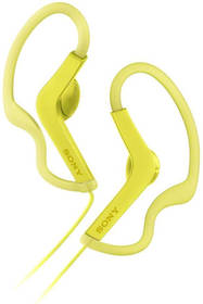 Sony MDR-AS210 (MDRAS210Y.AE) žlutá + Doprava zdarma