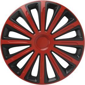 "Versaco Trend red/black 15"" sada 4ks (20023)"