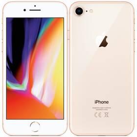 Apple iPhone 8 64 GB - Gold (MQ6J2CN/A) (vrácené zboží 8800582323)