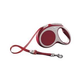 Flexi VARIO M Pásek 5m/25kg červené