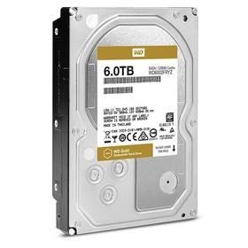 Western Digital Gold 6TB (WD6002FRYZ) kovový + Doprava zdarma