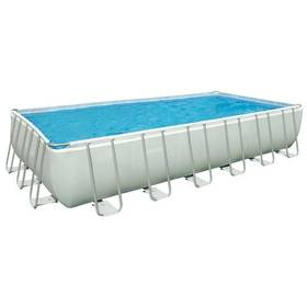 Intex Frame Pool Set Ultra Quadra, 128366NP + Doprava zdarma