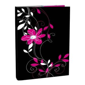 Stil A4 Fantasy černé/růžové