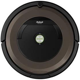 iRobot Roomba 896 černý/šedý + Doprava zdarma