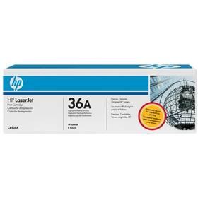 HP CB436A, 2000 stran - originální (CB436A) černý