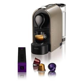 Krups Nespresso U XN250A šedé + Doprava zdarma