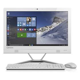 PC all in-one Lenovo IdeaCentre 300-20ISH (F0BV001ECK) biely