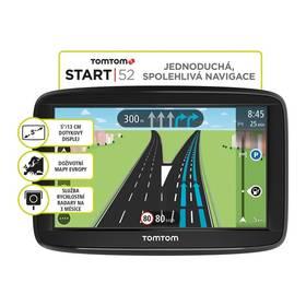 Tomtom START 52 Regional CEE LIFETIME mapy (1AA5.030.01) černá + Doprava zdarma