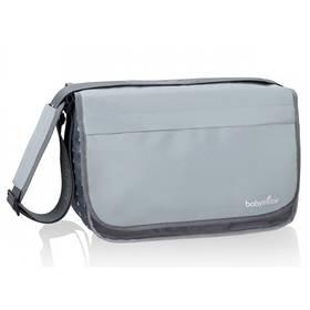 Babymoov Messenger Bag Zinc/Aqua šedá