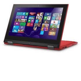 Dell Inspiron 11z (3147) Touch (N4-3147-N2-02-red) červený Software F-Secure SAFE 6 měsíců pro 3 zařízení (zdarma) + Doprava zdarma