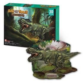HM Studio 3D Tyrannosaurus Rex - 36 dílků