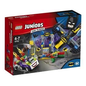 LEGO® JUNIORS® 10753 Joker™ útočí na Batcave