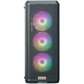 HAL3000 MČR Finale 3 Pro 6600 XT (PCHS2517) čierny