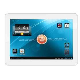 Dotykový tablet GoGEN TA 11400 QUAD bílý