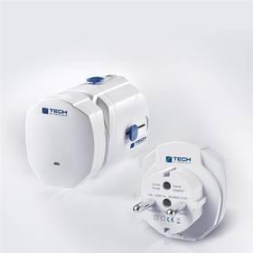 TECH TBU-250 pro 150 zemí bílý