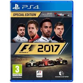 Hra Codemasters PlayStation 4 F1 2017 (92171217)