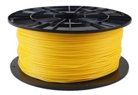 Tlačová struna (filament) Plasty Mladeč 1,75 PLA, 1 kg (F175PLA_YE) žltá