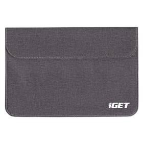 """iGET iC10 na 10.1"""" sivé"""