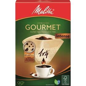 Melitta Gourmer intense 1x4 80 ks