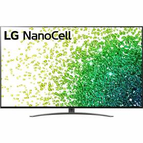 Televízor LG 65NANO86P strieborná