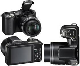Digitální fotoaparát Nikon L100 Black