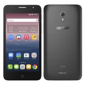 ALCATEL POP 4+ 5056D - dark gray (5056D-2GALE11) šedý + Voucher na skin Skinzone pro Mobil CZ v hodnotě 399 KčSoftware F-Secure SAFE 6 měsíců pro 3 zařízení (zdarma)SIM s kreditem T-Mobile 200Kč Twist Online Internet (zdarma) + Doprava zdarma