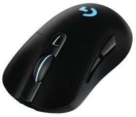 Logitech Gaming G703 Wireless (910-005093) černá Dárek Logitech – Gillette Fusion Proglide Flexball + Doprava zdarma