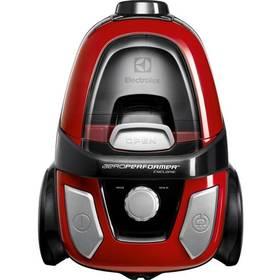 Electrolux Series 99 Z9920EL černý/červený + Doprava zdarma