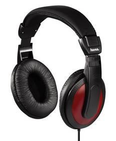 Hama HK-5618 (135618) černá/červená