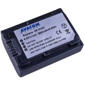 Avacom Sony NP-FV30, NP-FV50 Li-Ion 6.8V 980mAh 6Wh (VISO-FV50-142)
