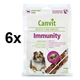 Canvit Snacks Immunity 6 x 200g