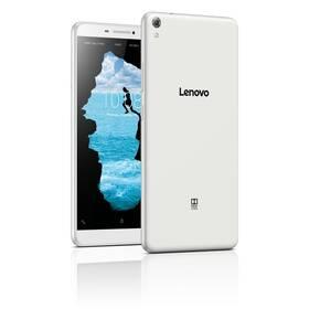 """Lenovo PHAB 7"""" 2 GB RAM + 16GB Dual SIM (ZA0L0177CZ) bílý LED žárovka TB En. E27,230V,10W, Teplá bílá 3 pack (zdarma) + Doprava zdarma"""