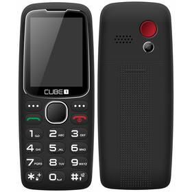CUBE 1 S300 Senior (MTOSCUS300050) černý