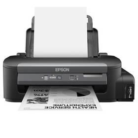 Epson WorkForce M100, CIS (C11CC84301) černá + Kabel za zvýhodněnou cenu + Doprava zdarma