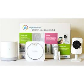 D-Link mydlink™ Home Security Starter Kit (DCH-107KT) + Doprava zdarma
