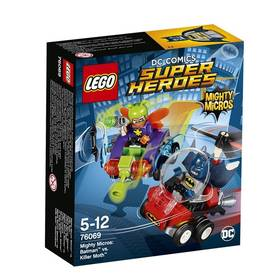 LEGO® SUPER HEROES 76069 Mighty Micros: Batman™ vs. Killer Moth™