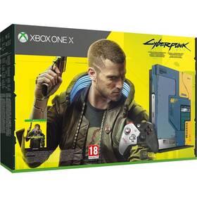 Microsoft Xbox One X 1 TB Cyberpunk 2077 Limited Edition (FMP-00253)