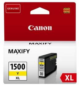 Canon PGI-1500XL, 935 stran (9195B001) žltá