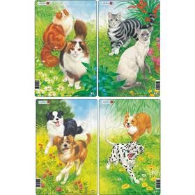 Larsen Kočky a psi 2ks