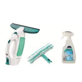 Leifheit Window Cleaner s mopem a čističem 500 ml + Doprava zdarma