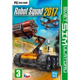 PlayWay PC SIM: Robot Squad 2017 (421897)