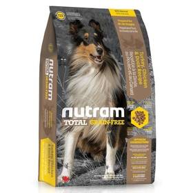 NUTRAM Total Grain Free Turkey, Chicken, Duck Dog 13,6 kg