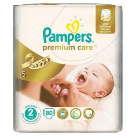 Pampers Premium Care Mini vel. 2, 3-6kg, 160ks