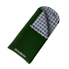 Husky dekový Gary -5 °C zelený + Doprava zdarma