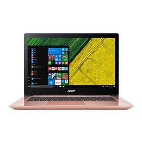 Acer Swift 3 (SF314-52-37WQ) (NX.GPJEC.001) růžový Monitorovací software Pinya Guard - licence na 6 měsíců (zdarma)Software F-Secure SAFE 6 měsíců pro 3 zařízení (zdarma) + Doprava zdarma